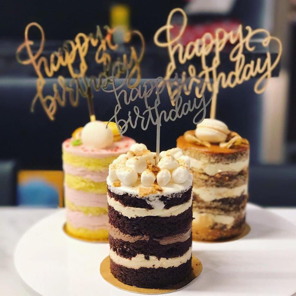 Jouer Birthday Cakes