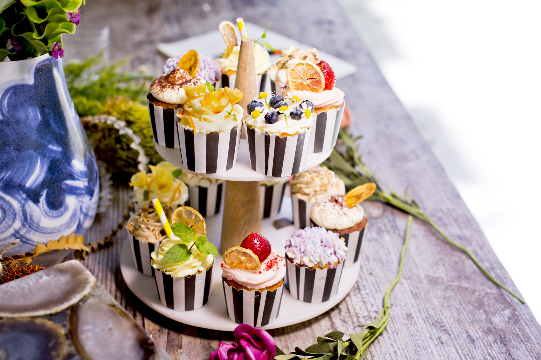 Assorted Cupcakes