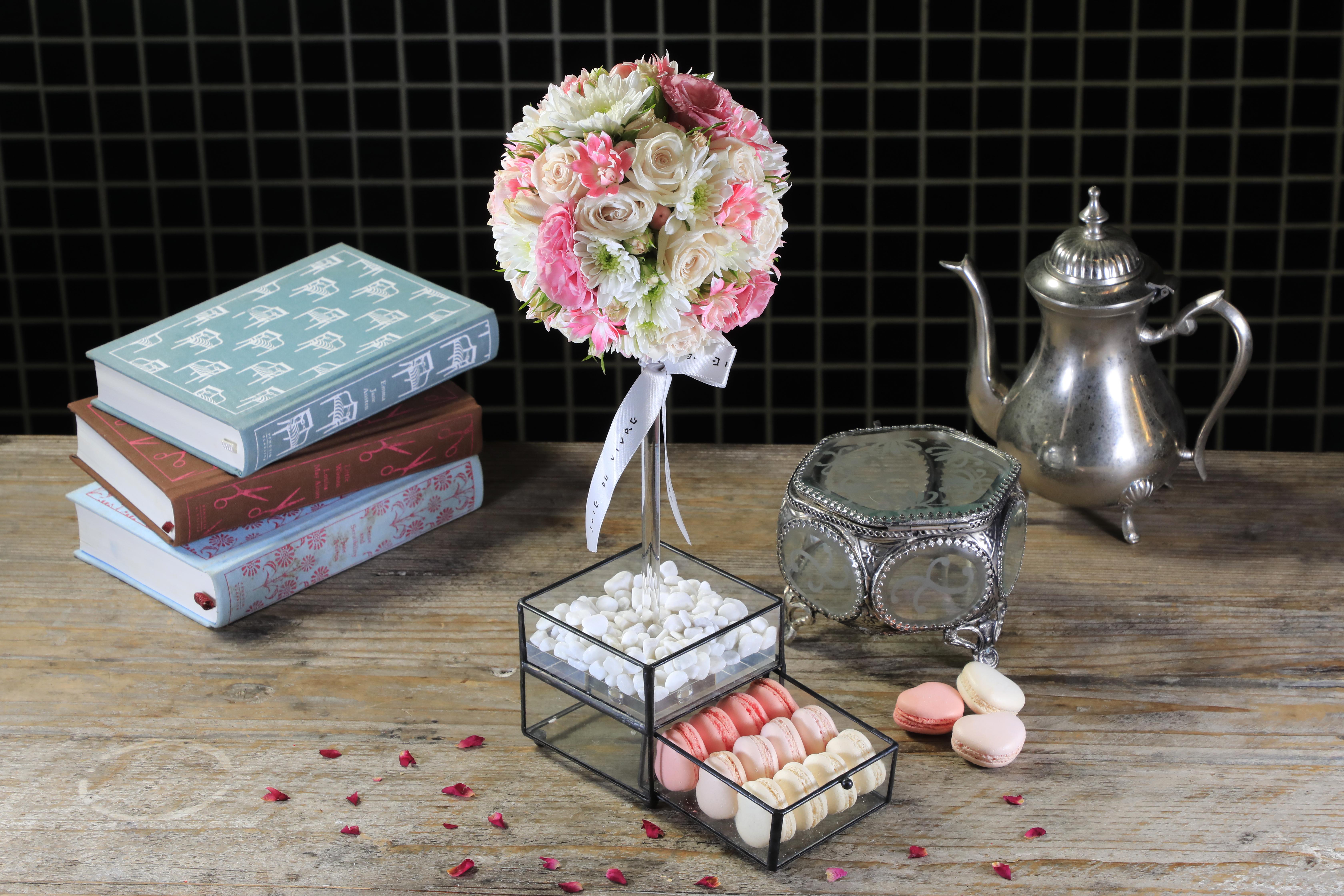 Jouer Valentine's Day Macarons